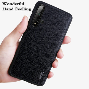 Image 2 - MOFi for Honor 9X Case 9X Pro Cover for Huawei Honor 9X Back Housing Honor9x Coque TPU PU Leather Soft Silicone Full