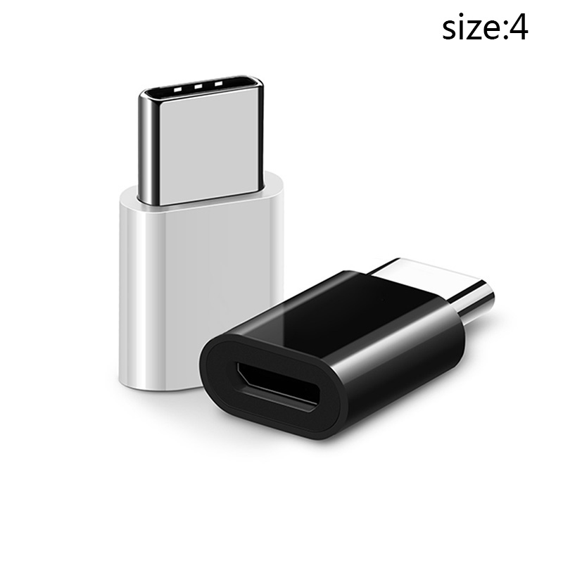 Etmakit 1/10pcs Mini Micro USB/Type-C To OTG USB Port Adatper Converter Connector For Huawei Xiaomi Android Smartphone Tablet