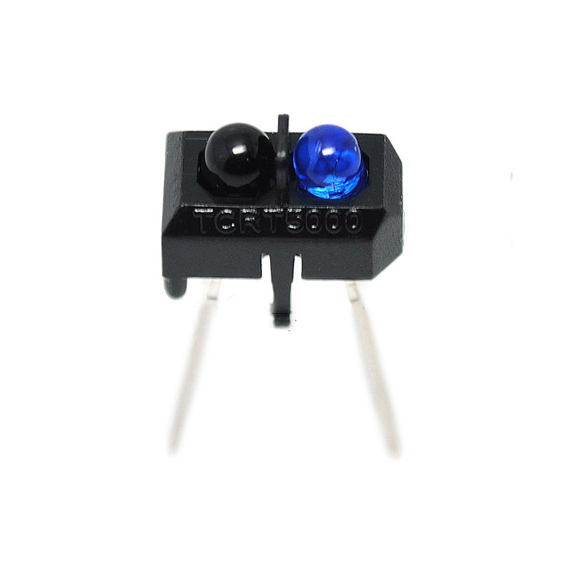 US $2 23 5% OFF|5PCS/Lot OPTO SWITCH Reflective Optical Sensor  Photoelectric Switch IR Reflection type Switch For Infrared Tracking Car-in  Electrical