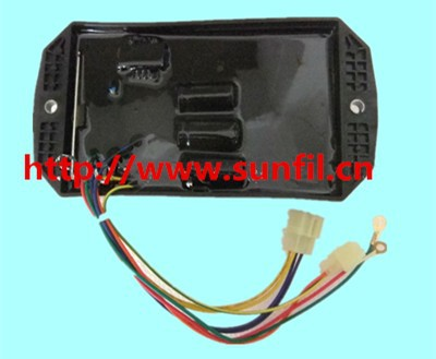 15-1AVR,automatic voltage regulator Gasoline&diesel generator accessories , for 8KW-15kw ,5PCS/LOT.Free shipping high quality automatic avr 8kw 15kw gasoline