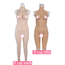 D Cup Liquid Fillers Fake Silicone Breast Forms Artificial False Boobs For Crossdresser Cosplay Transvestite Shemale Transgender