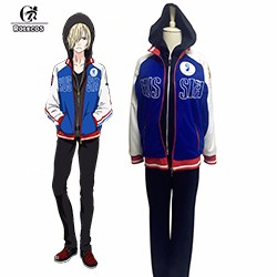 ROLECOS-New-Anime-Yuri-on-Ice-Cosplay-Costumes-Yuri-Plisetsk-Cosplay-Clothes-Jacket-and-Pants-Set