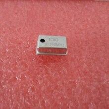 Быстрая активная температура Компенсированный Кристалл TCXO10.24MHZ/10,25 mhz+-1 ppm температурный Компенсированный кварцевый генератор