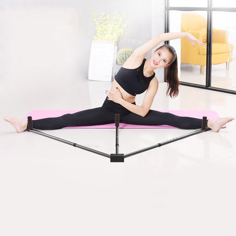 Iron Leg Stretcher 3 Bar Legs Extension Split Machine Flexibility Training Tool for Ballet Balance ALS88 leg extension split machine