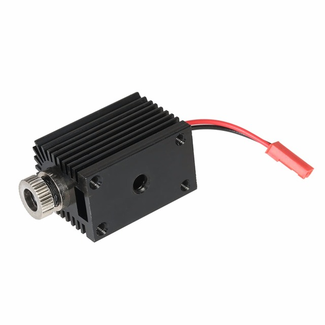 1000mW 405nm Laser Head for K2 K3 CNC Laser Engraver DIY Tools Engraving Machine Accessory with Screwdriver