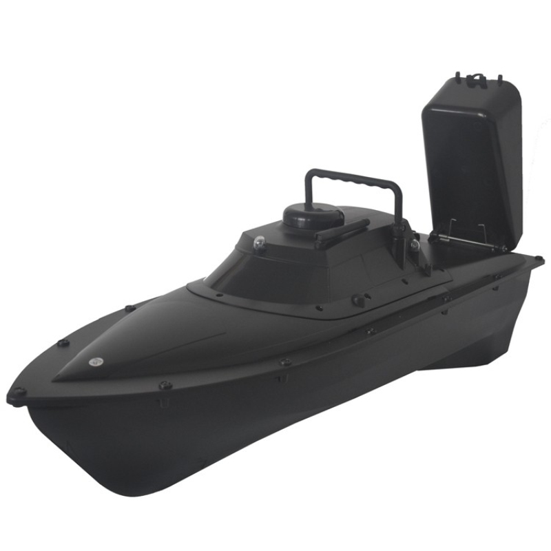 Rc fishing boat jabo 1al with 10a 20a battery fish finder for Rc boats fishing