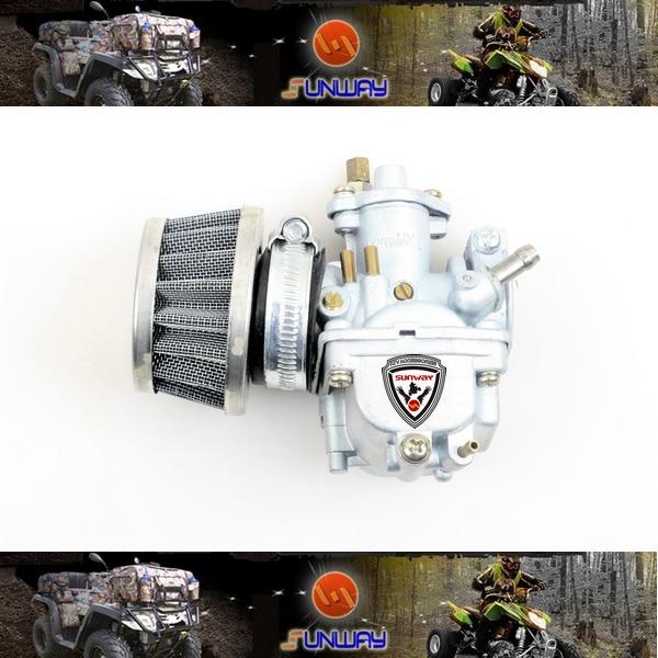 YIMATZU 2-Stroke Bicycle Engine Carburetor Kit For 49CC 60CC 80CC Engine