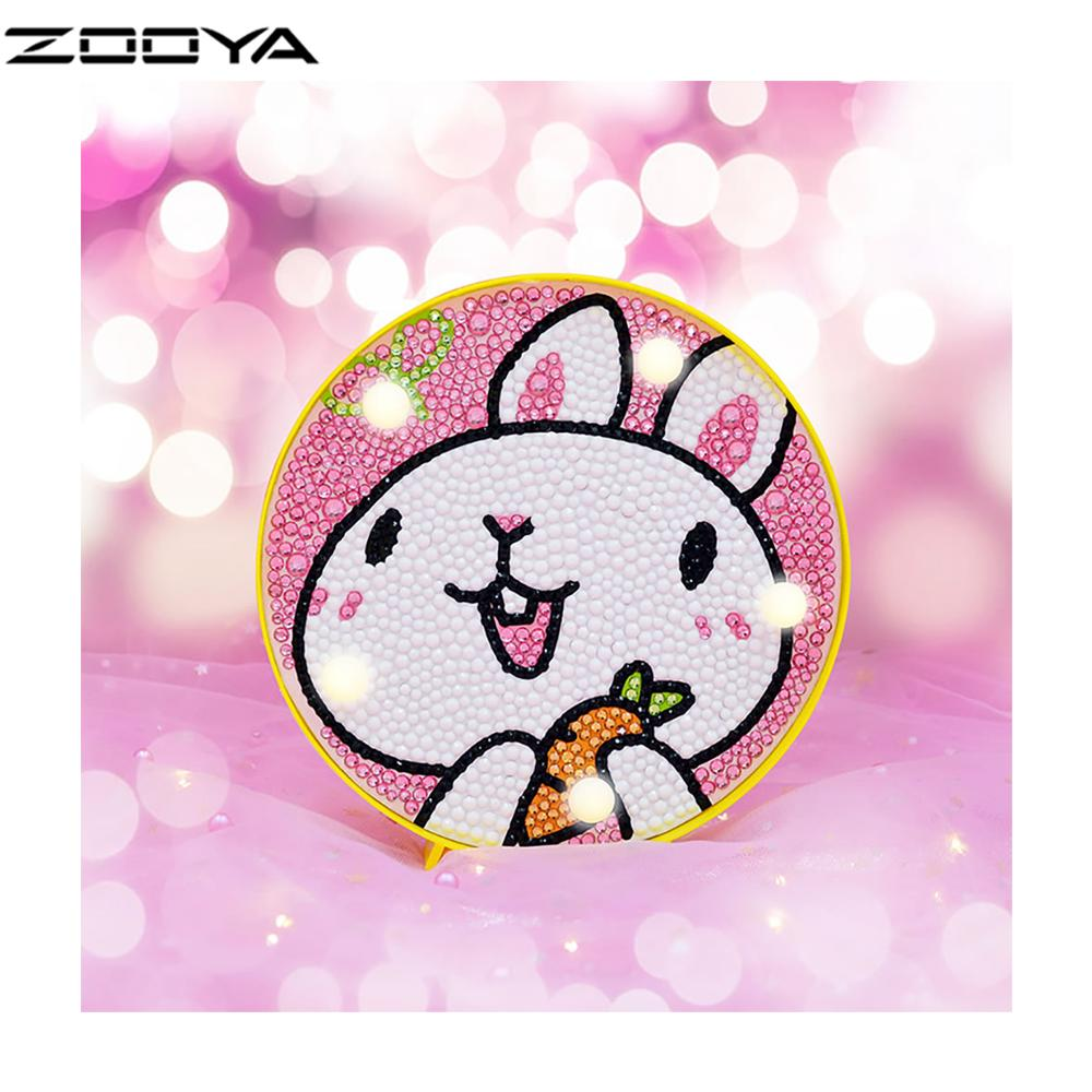 ZOOYA 5d diamond painting new arrivals cartoon diamond embroidery for children sale 2019 LED Birthday diamond mosaic Gifts B002ZOOYA 5d diamond painting new arrivals cartoon diamond embroidery for children sale 2019 LED Birthday diamond mosaic Gifts B002