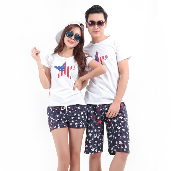 1189c9b369 Best Price Summer Big Size Men Beach Shorts Quick-drying Five-pointed Star  Pattern Board Shorts