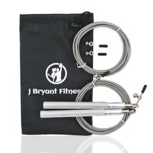 Premium Quality Ultra speed Ball Bearing Crossfit Jump Rope MMA Boxing Training font b Fitness b
