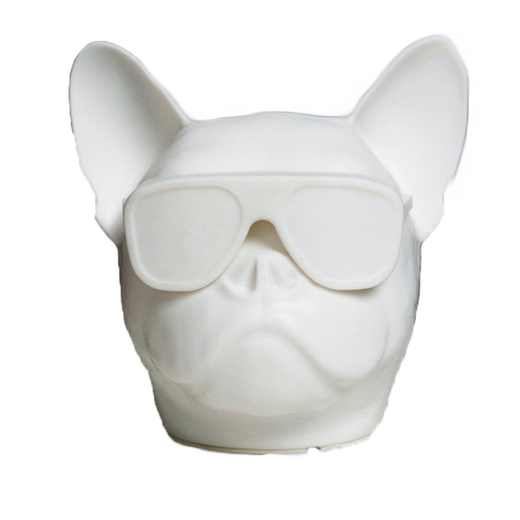 Bulldog Silicone Lamp Night Light Silicone Dog Head Usb Pat Light Cartoon Feeding Lamp Charging Led Atmosphere Lamp