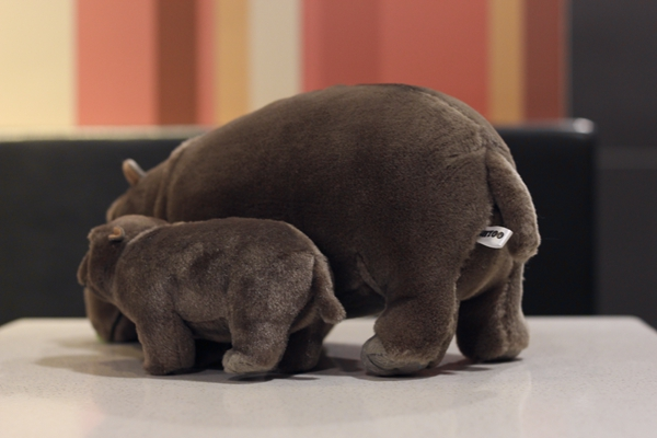 pelucia hipopotamo macio da vida real brinquedo 04