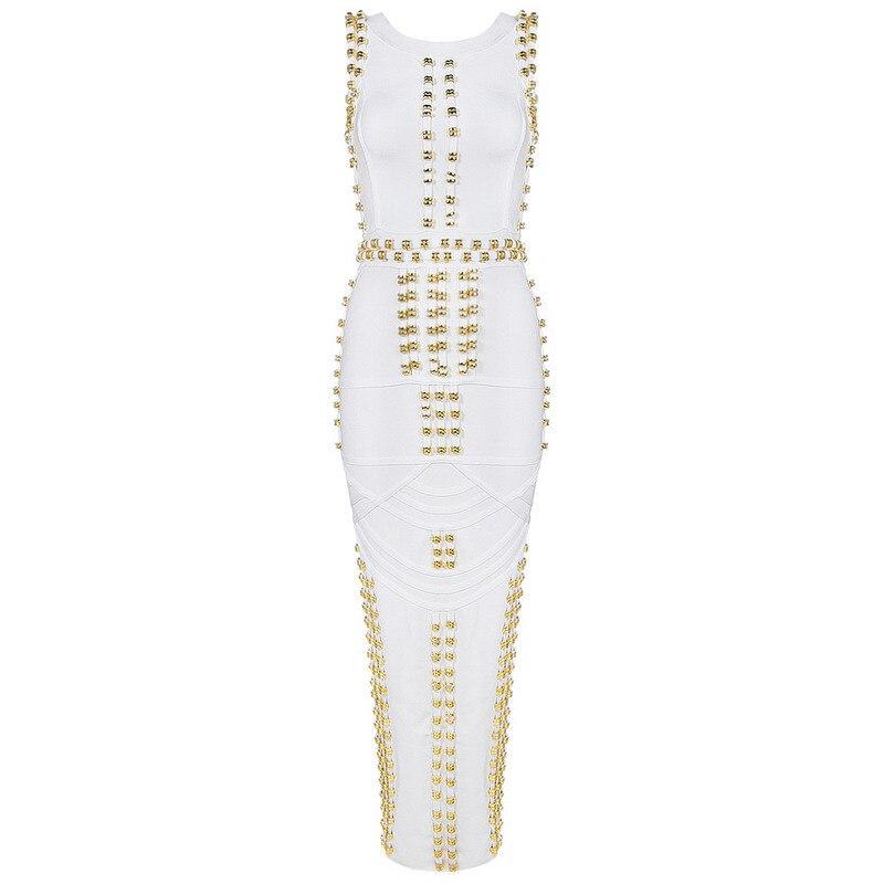 Ankunft neue Abendkleider 2016 Schwarz Qualit Top t M Verbandkleid handel WeiLange Gro dchen Maxi Dropshipping Verzierte 0Nnyv8wOm