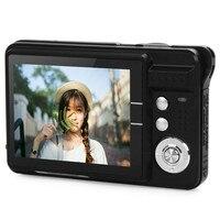 Amkov HD Shooting Camera Digital Camera AMK CDC3 8 Megapixel Mini Portable Pocket Digital Camera Fotografica