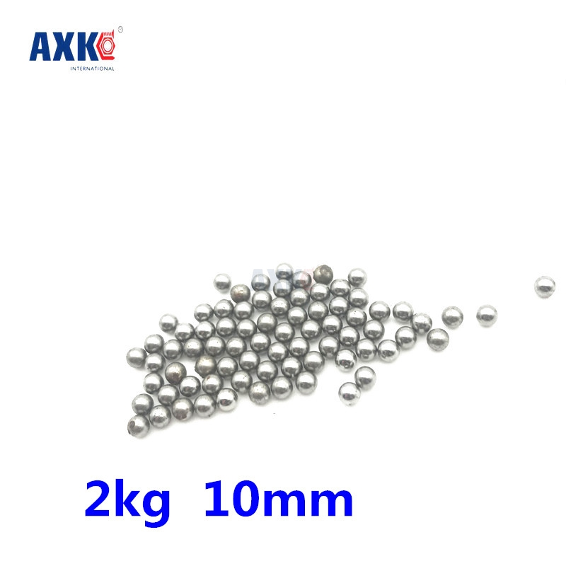 2kg/bag Carbon Steel Replacement Parts 10mm Bike Bicycle Steel Ball Bearing Hot Selling imc hot 100 pcs bicycle replacement silver tone steel bearing ball 6mm diameter