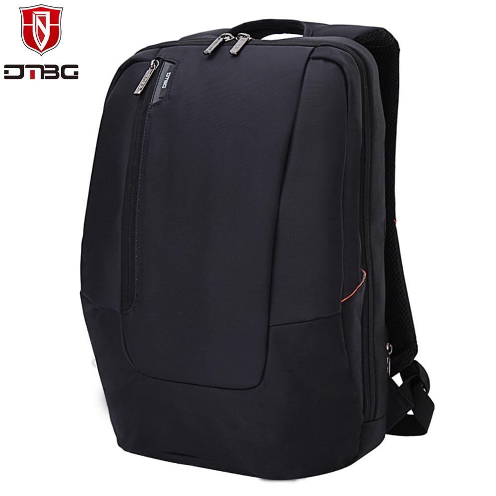 DTBG 15.6 Inch Laptop Backpack for Women Men Nylon Computer Waterproof School Bag Travel for Teenagers dtbg laptop backpack for men women s 15 15 6 inch backpacks for apple mackbook waterproof nylon school travel bags notebook bag