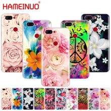 HAMEINUO Beautiful Rose Peony Flower cover phone case for Oneplus one plus 5T 5 3 3t 2 X A3000 A5000