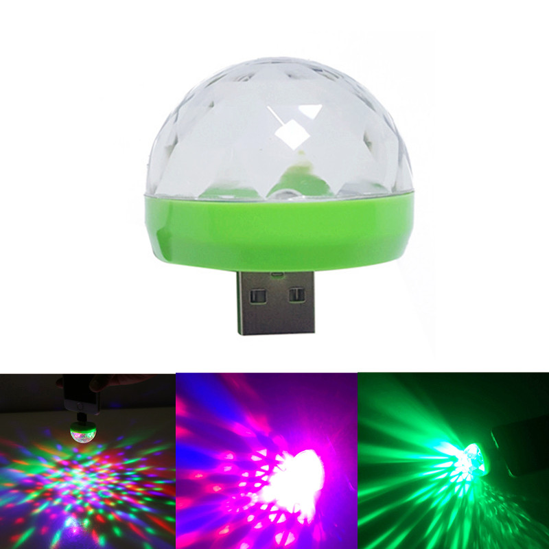 Mini Colorful Led Party Club Disco Dj
