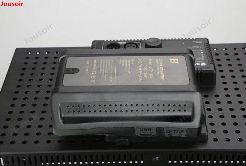Moniteur de batterie de port de caméra professionnelle de diffusion de FB BP 190W V type baïonnette CD50 T03 - 3