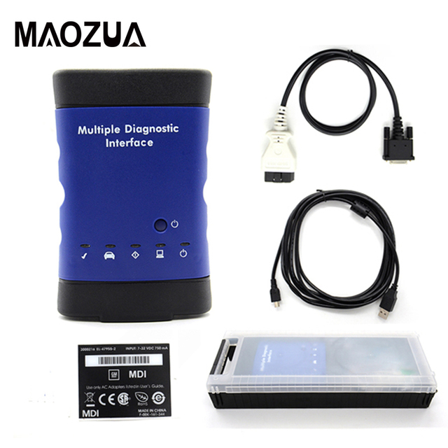 Cheap Newest Version for G-M MDI Multiple Interface FOR Opel MDI (Tech 3)OEM Level Diagnostic Tool Multi-Language no Software