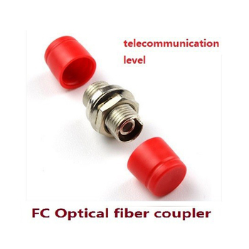 Fiber optical flange FC-FC fiber coupler connector adapter FC flange small type D Telecom 10set fc 6p fc 8p fc 10p fc 14p fc 16p to fc 40p idc socket 2x5 pin dual row pitch 2 54mm idc connector 10 pin cable socket