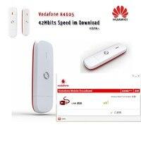 Партия из 20 штук Бесплатная доставка Разблокировать 42mbps 3G usb модем Huawei k4605