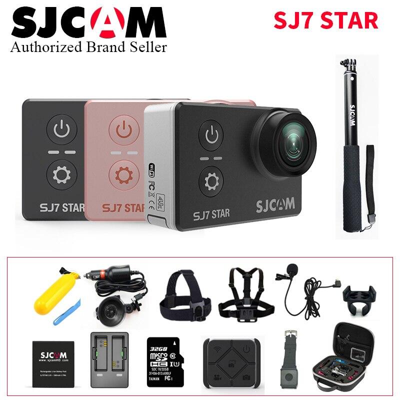 Original SJCAM SJ 7 Action caméra sport DV 2.0