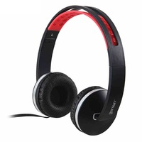 New 3 5mm Headphones Headset Super Bass Earphone With Mic Voice Control For Mp3 Player Telephone