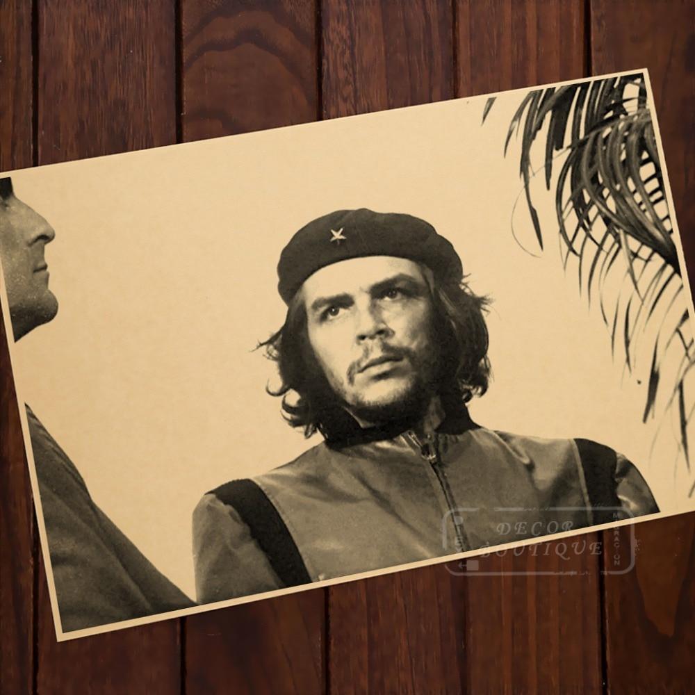 Cuban Revolutionary Che Guevara Old Photos Vintage Retro Canvas ...