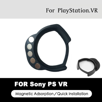 Nearsighted Glasses / Myopia eyeglasses / Flat lenses protects the lens For Sony Ps4 PS VR Virtual Reality Headset gafas de ps4 1