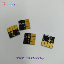 Vilaxh Compatible Auto Reset Chip replacement For HP 950 951 Pro 8100 8600 8610 8620 8680 8615 8630 Permanent Cartridge