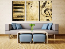 Music Note Canvas
