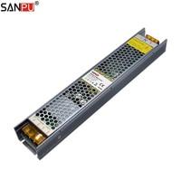 SANPU 12V Dimmable LED Power Supply 250W 20A 12VDC Constant Voltage LED Driver 0 10V Traic SCR 220V 12V Transformer CRS250 H1V12