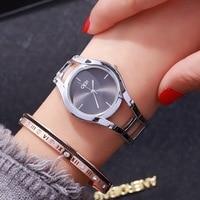 New Fashion Luxury Women Quartz Casual Bracelet Watch Clock Female Waterproof Ladies Girl Dress Wristwatch Relogio