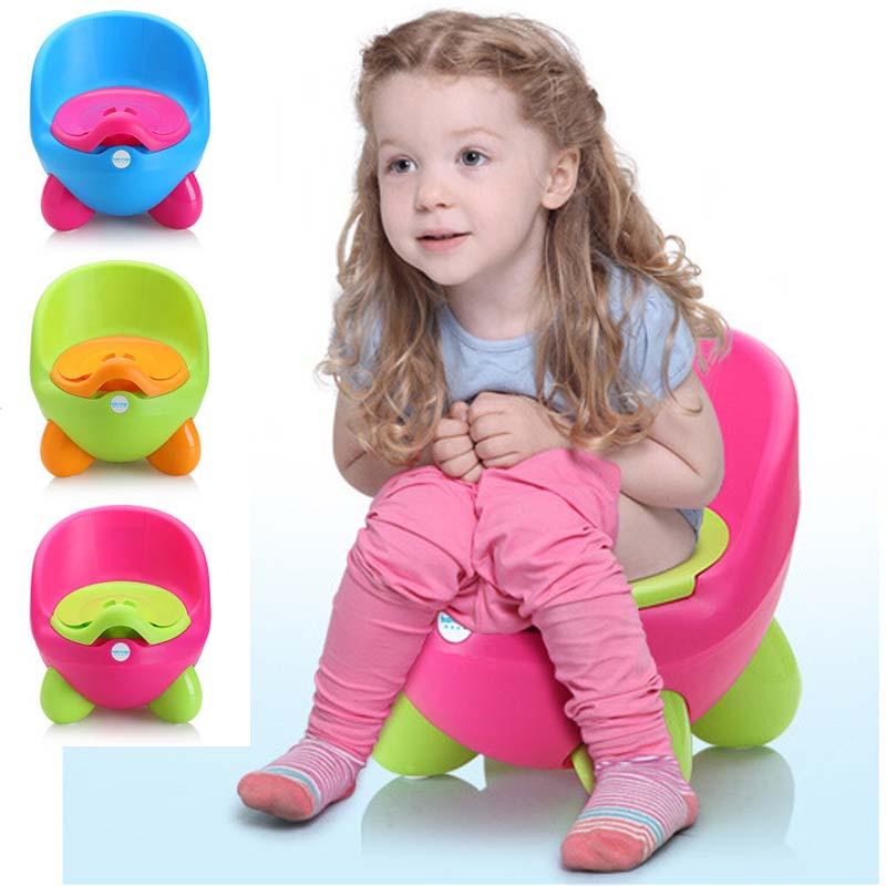 Сиденье ребенка милые яйцо путешествия детская пот Туалет Портативный Обучение Мальчик Девочка Горшок детский туалет горшок