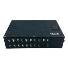 Зарядное устройство с 20 usb портами 200 вт