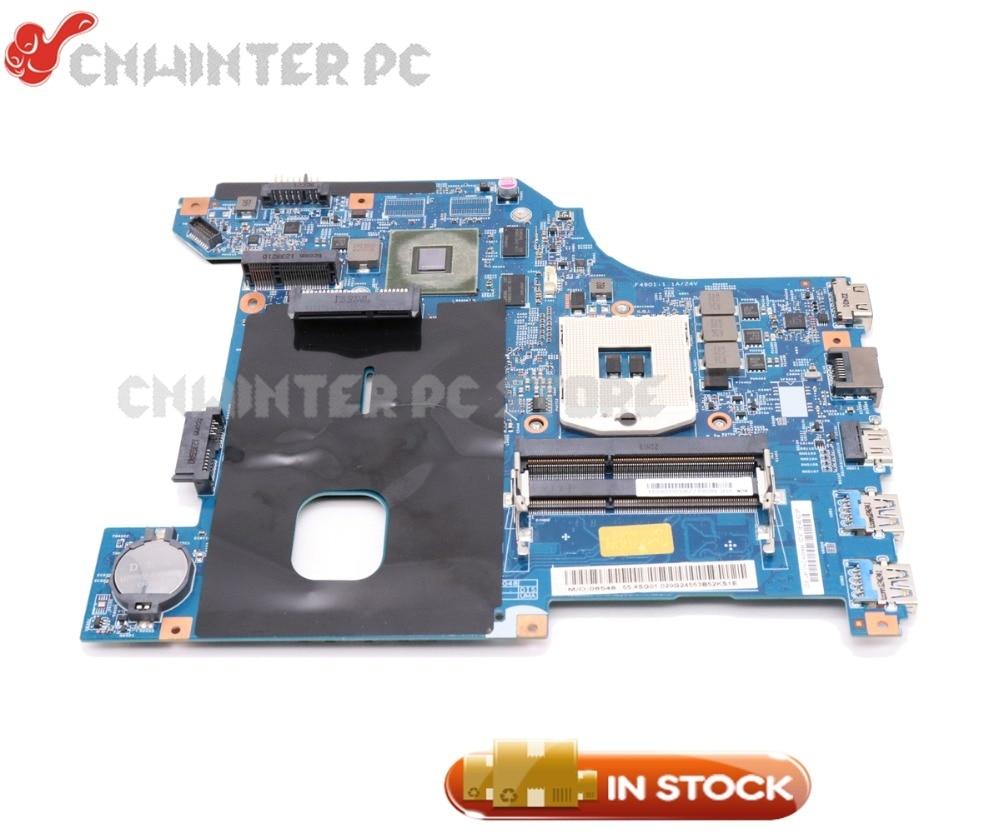 все цены на NOKOTION 90000306 48.4SG01.011 MAIN BOARD For Lenovo ideapad G480 14'' Laptop Motherboard HM77 DDR3 GT610M GPU