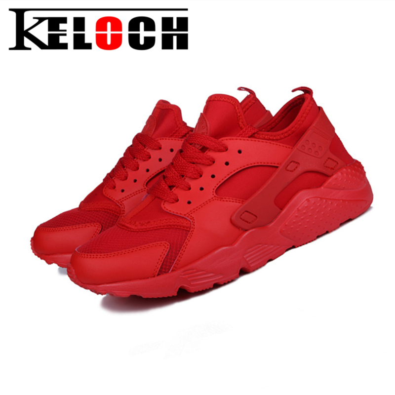 Keloch 2018 Big Size Unisex Running Shoes Breathable Lightweight Soft Women Sneakers For Men Outdoor Jogging Walking Sport Shoes