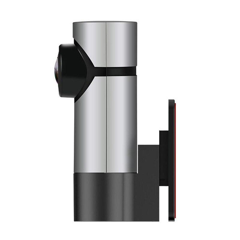 Caméra AZGIANT DVR 360 degrés Rotation Panorama techygraphe Wifi voiture DVR oeil de poisson lentille boucle enregistrement HD Vision nocturne caméscope - 3