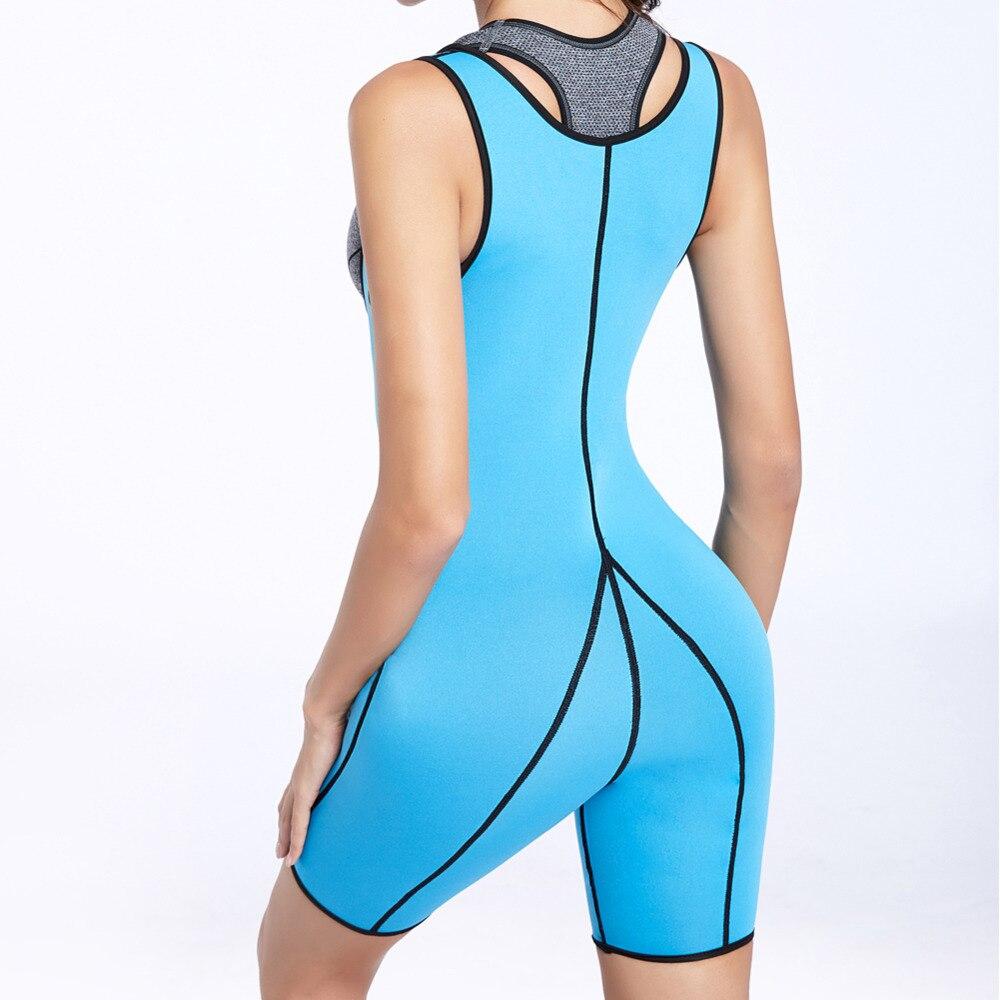 Neoprene hot body shaper Postnatal shapewear modeling strap Sport Suit Womens waist trainer Slimming corset Bodysuits