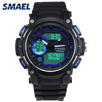 Orange Fast Feeling Water S SHOCK Resist Men Armbanduhren Watches Vigour Flavour Relogio Masculino Style Multifunctional