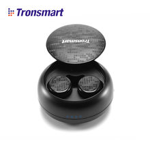 Tronsmart Encore Spunky Buds Bluetooth Earphones Wireless Earphone True Wireless Stereo Earbuds IPX5 with Mic for Phones(China)