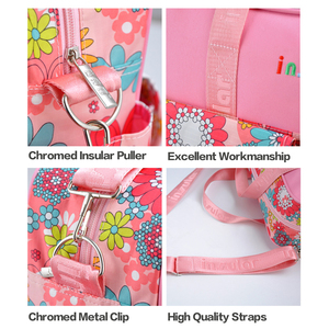Image 5 - Baby Diaper Bag for Mom Large Capacity Mummy Maternity Nappy Bags Multifunctional Mommy Nursing Bag for Stroller Baby Care