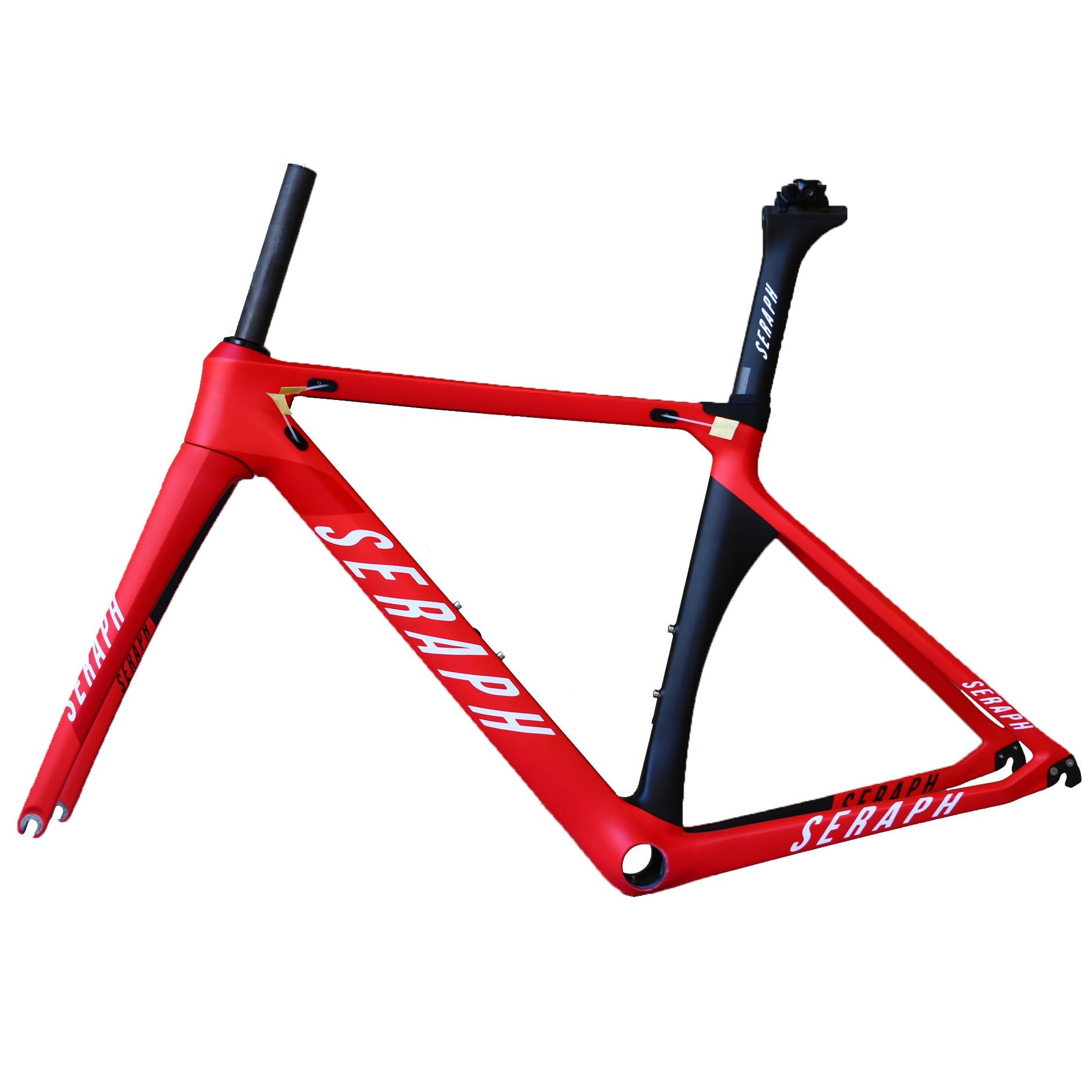 Hight Modulus customized paint carbon fiber  road  aero  bike  frame TT-X1(China)