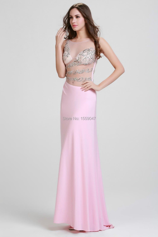 Perfecto Vestidos De Fiesta Con Espalda Abierta Inspiración ...