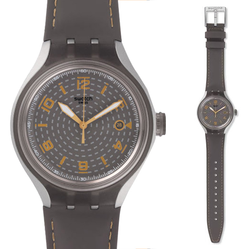 Swatch quartz watch squat quality quartz watch YES4007