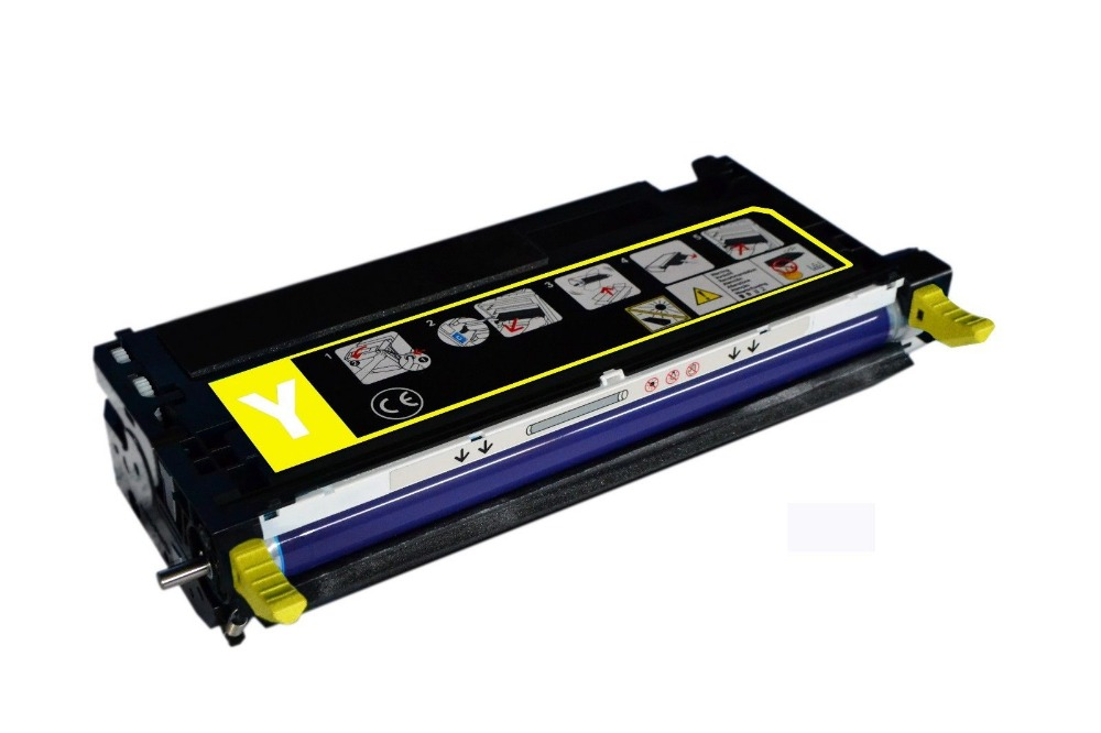 2015 New [Hisaint] CoolToner 310-8098 Yellow Compatible Toner for Dell 3110 3110CN MFP 3115CN