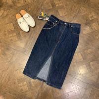 2019 весна лето, новая Очаровательная джинсовая юбка с цепочкой, 0325