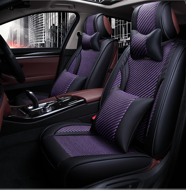 High Quality Amp Free Shipping Full Set Car Seat Covers For