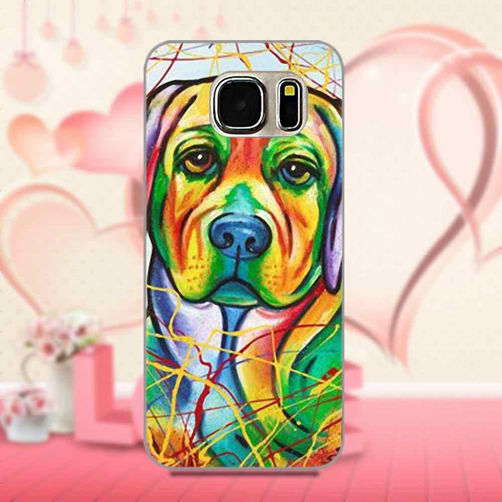 Bixedx собака щенков Shih Tzu Прозрачная мягкая оболочка для Apple iPhone 4 4s 5 5C SE 6 6 S 7 8 Plus X Galaxy большое ядро II Prime Alpha